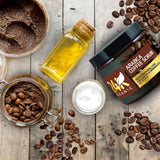 24K Organic Arabica Coffee Scrub