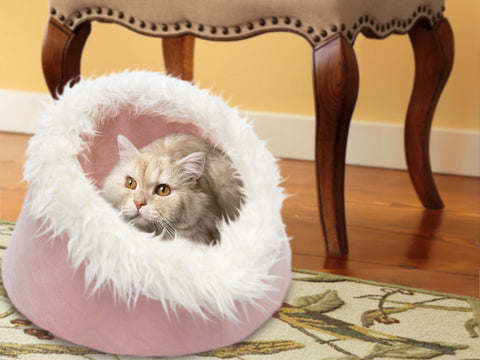 "18"" Cat Cave Pet Bed"