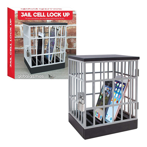 Smartphone Prison Jail Cell Lock Up