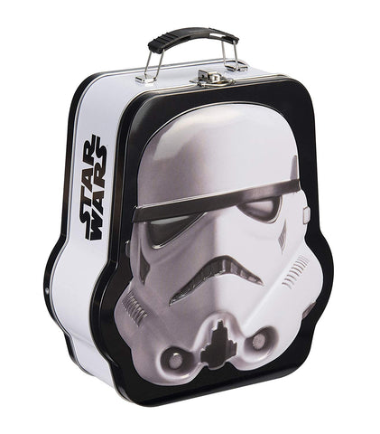 Star Wars Tin Lunch Boxes with Handle