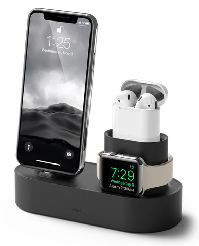 3 in 1 iPhone Charging Organizing Stand