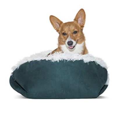 Self-Warming Convertible Cuddle Pet Bed & Mat