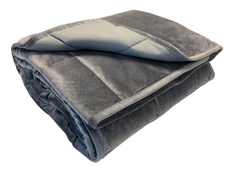 Soothing Calming Microplush Weighted Blanket