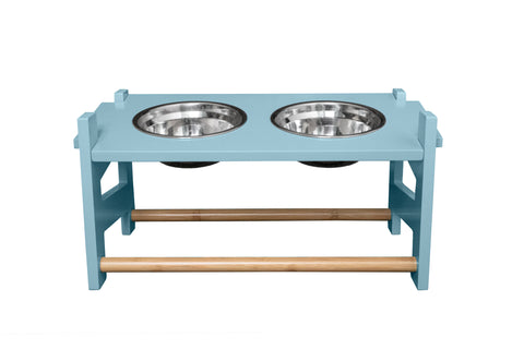 FurHaven Ladder Style Adjustable Feeder