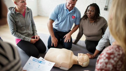 CPR & First Aid Training Online Course