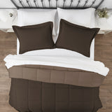 Home Collection Premium Down Alternative Reversible Comforter 3 Piece Set