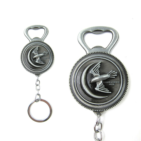 Game of Thrones Keychain Bottle Opener