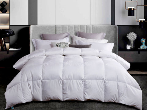 Martha Stewart White Down Comforter