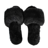 Women's Shearling Fur Slide Slippers