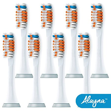 Alayna Generic Philips Sonicare Electric Toothbrush Heads Powerup Replacement Brush Head