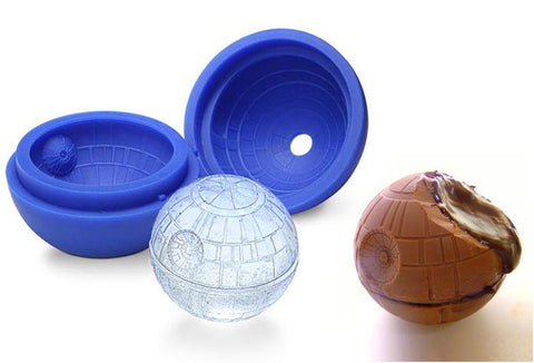 Star Wars Silicone Ice Tray - Death Star Sphere
