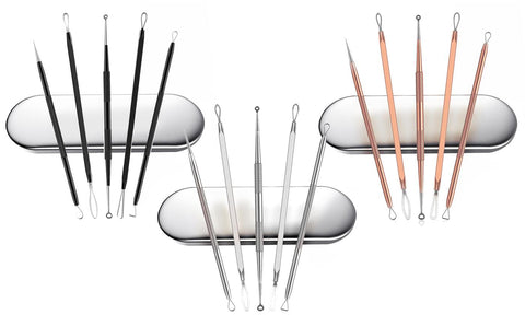 Beaute Professional Blackhead & Blemish Extractor Kit