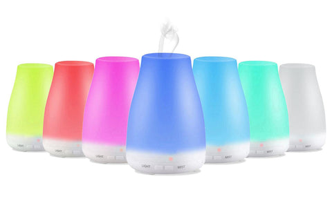 7 Changing Colors Essential Oil Diffuser and Mist Humidifier