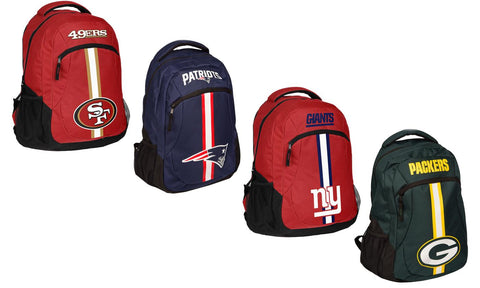 NFL Action Team Backpack