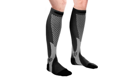 Unisex Fitness Compression Socks - 1 Pair