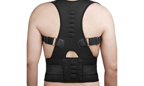 Comfort Adjustable Posture Support Brace
