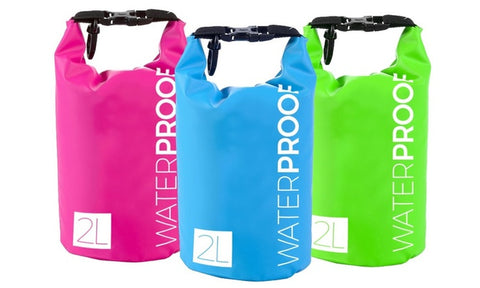 Floating Waterproof Outdoor 2L Bag