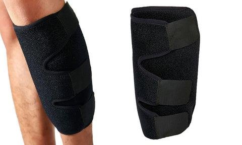 Calf Compression Wrap Adjustable Shin Support Splint