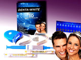 DentaWhite 3-D At-Home Teeth-Whitening Kit
