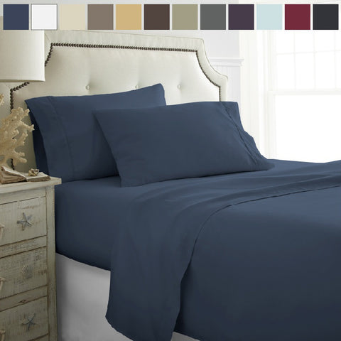 Home Collection Premium Ultra Soft 4 Piece Sheet Set