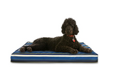 FurHaven Deluxe Orthopedic Polycanvas Water Resistant Mattress Pet Bed
