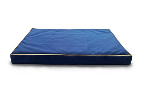 Deluxe Orthopedic Polycanvas Water Resistant Mattress Pet Bed Tippit