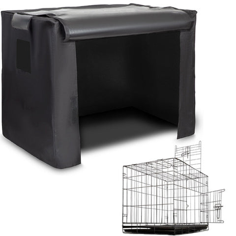 Deco Pet Indoor/Outdoor Pet Kennel Crate Cover