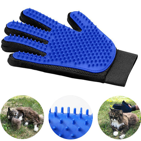 Deco Pet Deshedding Pet Grooming Glove