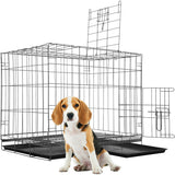 Deco Pet Folding Metal Dog/Cat/Pet Crate