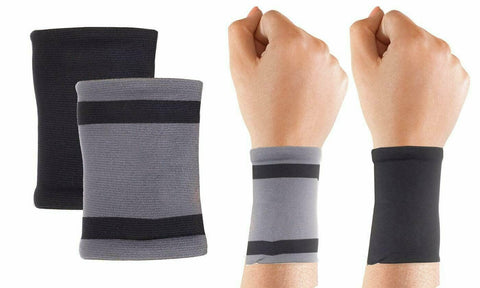 Compression Bamboo Wrist Wrap Support Sleeve Brace