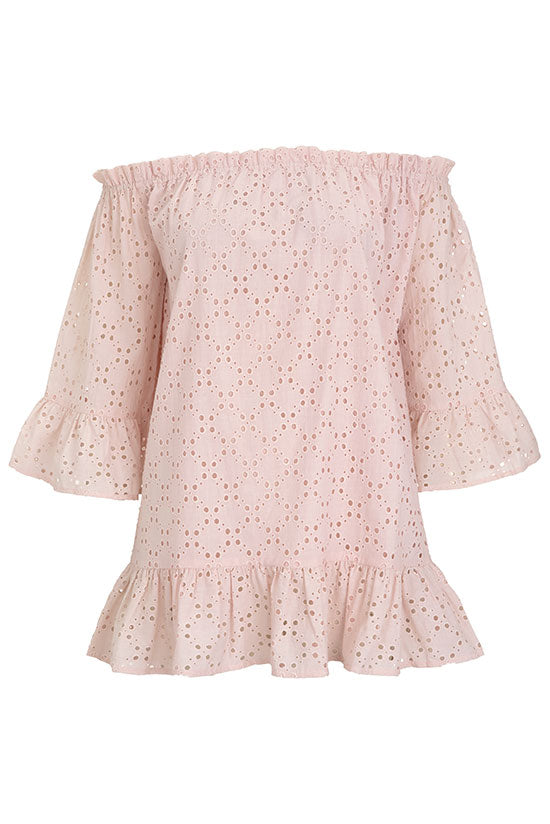 PROVENCE TUNIC IN PINK
