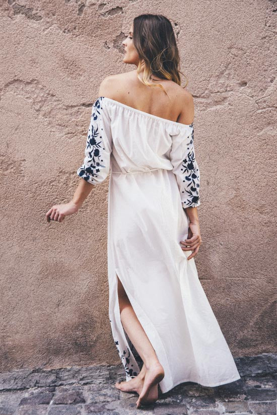 GRIMAUD MAXI DRESS