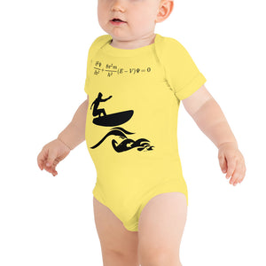 Schrodinger Wave Equation Onesie