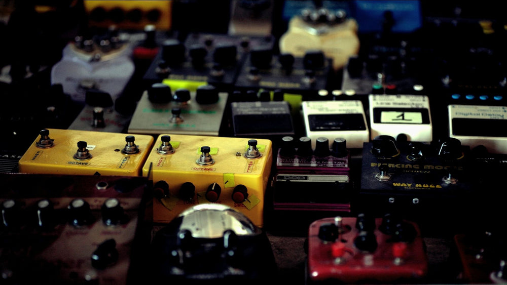 Effects & Stompboxes