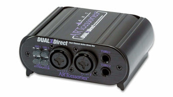ART Dual Channel Active Direct Box - CB Music Centre