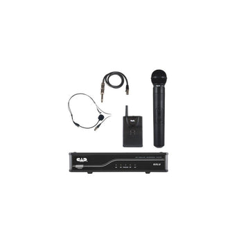 CAD UHF Wireless Handheld Microphone & Body Pack - CB Music Centre