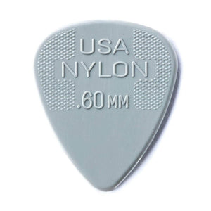 Dunlop Nylon Standard Picks - 12 Pack - CB Music Centre