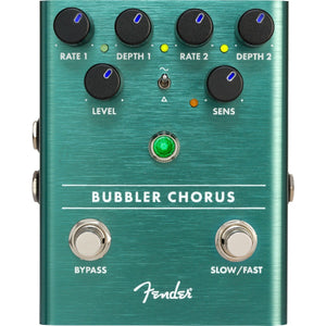 Fender Bubbler Analog Chorus/Vibrato - CB Music Centre
