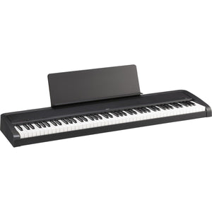 KORG B2 Digital Piano with Natural Weighted Hammer Action - CB Music Centre