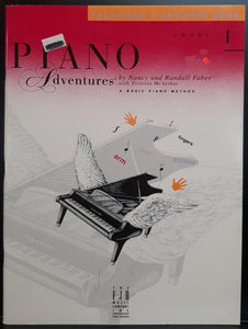 Piano Adventures; Level 1 Technique and Artistry - CB Music Centre
