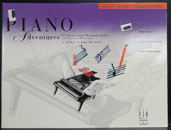 Piano Adventures; Primer Level Theory - CB Music Centre