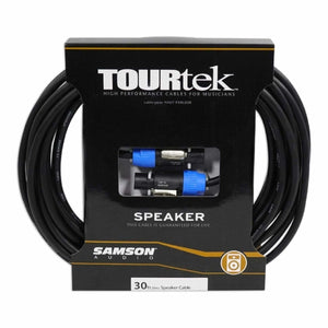 Samson TSS30 Speaker Cable - CB Music Centre
