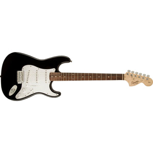 Squier Affinity Series™ Stratocaster®, Laurel Fingerboard, Black - CB Music Centre