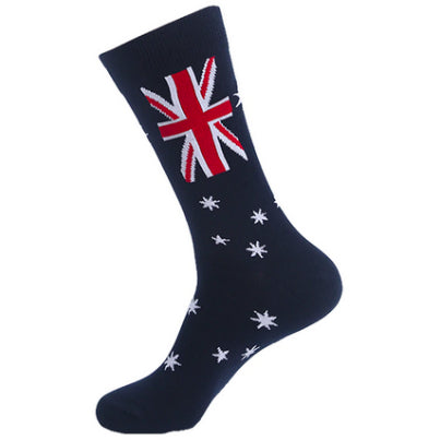 Australia - Australian Flag Novelty Socks