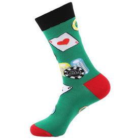 Casino - Casino Novelty Socks