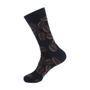 Coffee - Coffee Bean Novelty Socks