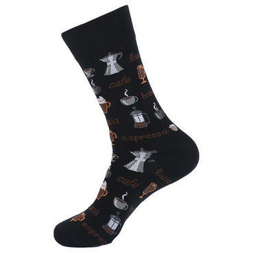 Coffee - Morning Coffee Novelty Socks