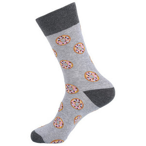 Fast Food - Delicious Donut Novelty Socks
