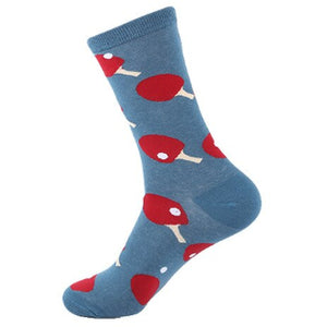 Sport - Table Tennis Novelty Socks