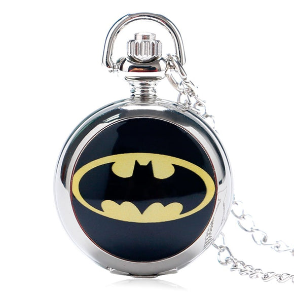 Montre de poche Batman